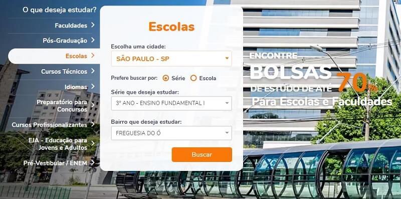 Inscrição Educa Mais Brasil Infantil 2021